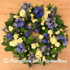 OPEN WREATH 12""